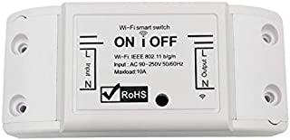 Basic Wifi Smart Switch Wifi Controlled Switch Wireless Relay Switch Universal Diy Smart Home Wifi Switch Domotica Device ...