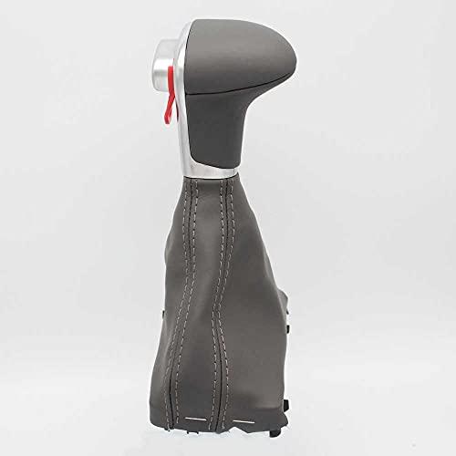 NIUASH Auto Automatikschaltung Handball Schalthebel Handball integrierte hochwertige Gangschaltung, Fit für Audi A3 A4 A5 A6 C6 Q5 Q7