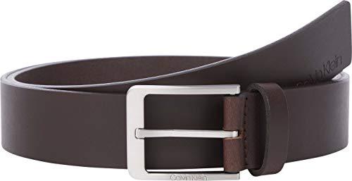 Calvin Klein CK Vital 35mm Cintura, Marrone Scuro, 105 Uomo