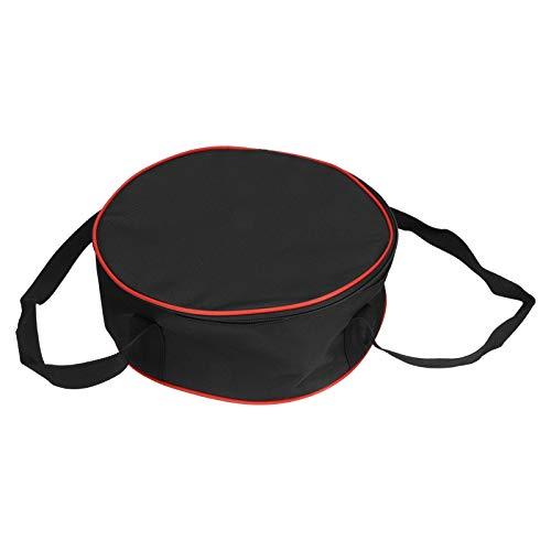 01 Recipientes de vajilla para Barbacoa, Bolsa de Almacenamiento de Cuencos, recipientes Simples de Almacenamiento de Alimentos fáciles de Limpiar, cómodos para Picnic, Camping