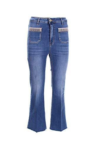 Kocca Damen-Jeans Modell Gado Denim Frühling/Sommer, Blau 38