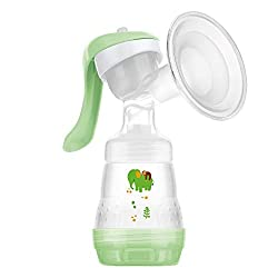 Beast manual breast pump for everyday use