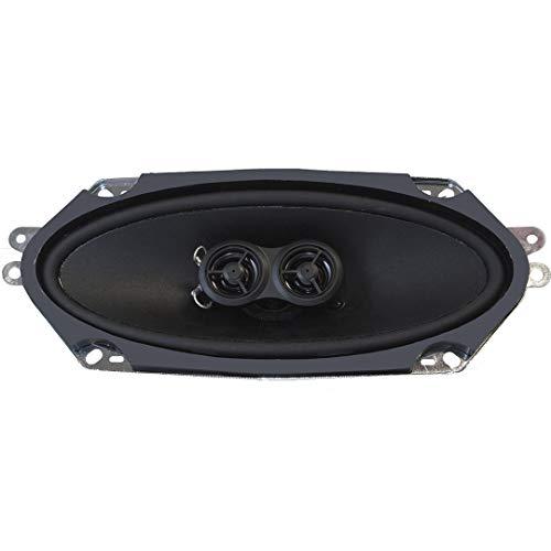 "RetroSound R-410UK 4"" x 10"" Dash Replacement Speaker for Classic Vehicles"