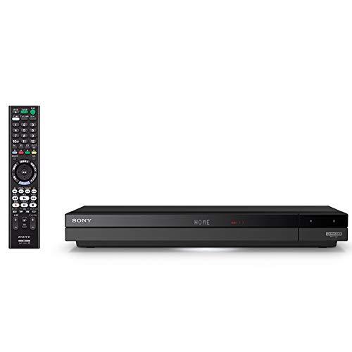 ソニー2TB3チューナー4KブルーレイレコーダーBDZ-FBT20004K放送長時間録画/W録画対応