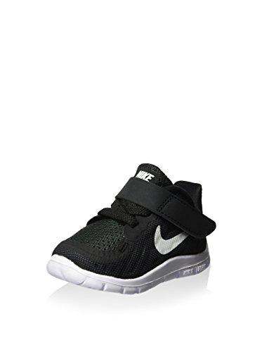 Nike Nike Sneaker Free 5.0 Klein schwarz/weiß EU 17 (US 2C)