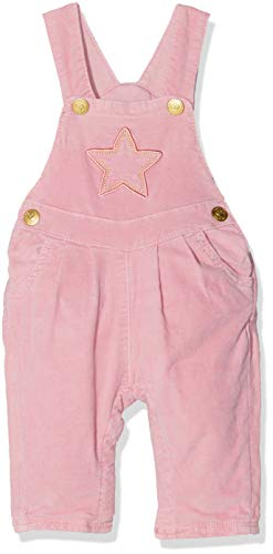 Kanz Baby-Mädchen Latzhose, Rosa (Pink Icing|Rose 2690), 68