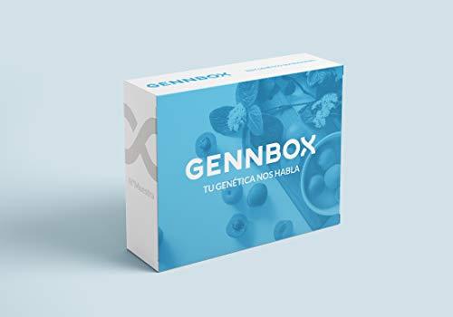 GENNBOX: Test genético nutricional - Kit para analizar 639 alimentos