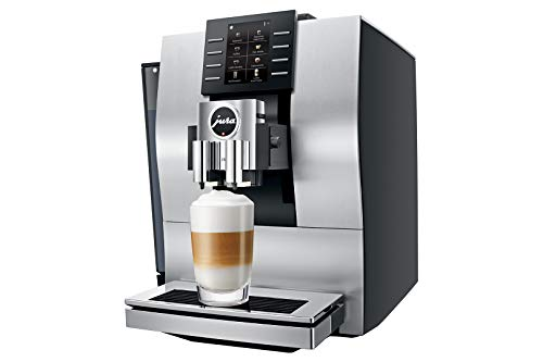 Jura 15237 Kaffeevollautomat, Silber