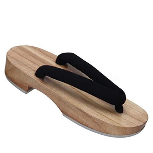 Pinji - Zueco Japón Zapatillas Madera Sandalias Zapatos