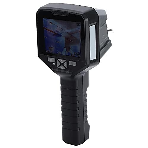 FECAMOS Sensor de Imagen infrarrojo Recargable, Sensor de Imagen térmica Pantalla La Temperatura Diseño ergonómico más Completo para Trabajar en entornos múltiples