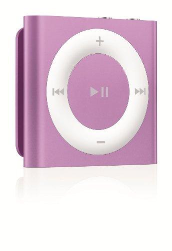 Apple iPod Shuffle 2GB (4th Generation) NEWEST MODEL (Generalüberholt) (Purple)