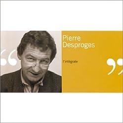 Pierre Desproges : L'Intégrale (Coffret 12 CD)