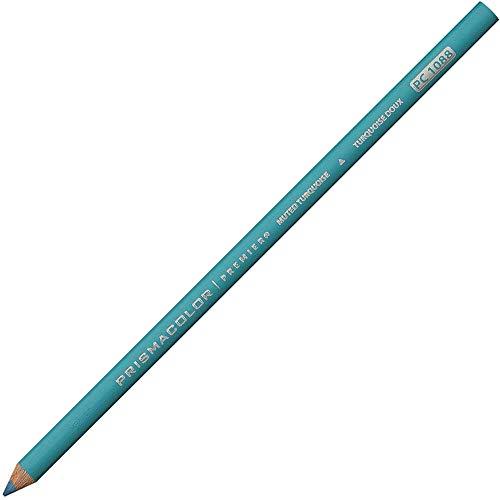 Prismacolor Premier Colored Pencil, Muted Turquoise (4148)