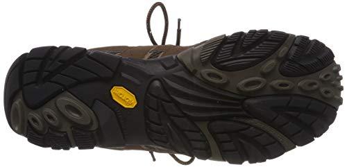 Merrell Men's Moab 2 Mid Gore-Tex' High Rise Hiking Shoes, Brown (Earth), 10.5 UK 45 EU