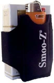 Smoo-Z Cigarette and Lighter Holder - 3 Assorted Colors