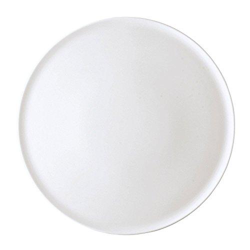 Arzberg Form 1382 Plat à Tarte, Plat Accompagnement, Plat de Service, Plat à Gâteau, White, Porcelaine, 32 cm, 41382-800001-12843