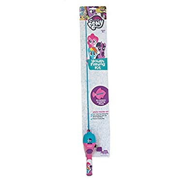 Kid Casters Girls My Little Pony Fishing Kit