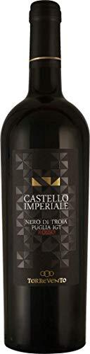 Torrevento Nero di Troia Castello Imperiale Puglia IGT - Italien-Apulien (1x 0,75l) Rotwein trocken