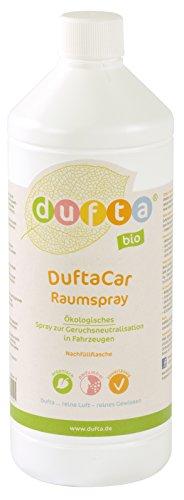 DuftaCar Raum- und Polsterspray