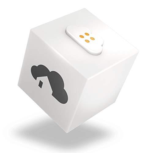 homee - Die SMART HOME Zentrale für Einsteiger & Profis - Steuerung per App - Sprachsteuerung mit Alexa & Google (Siri Shortcuts) - vernetzt viele smarte Geräte von u.a. AVM FRITZ!, Netatmo, Belkin, Nuki, HomeMatic
