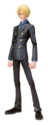 One Piece S.H. Figuarts Action Figurine: Sanji / Sandy 14 cm