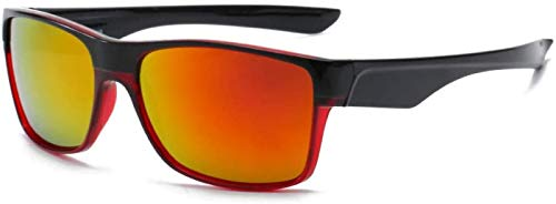 ZHANG Gafas De Sol para Mujer Gafas Gafas De Sol De Moda Gafas De Sol Cuadradas para Hombre Sombras De Protección Conducción,B
