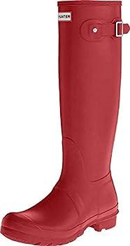 Hunter Women s Original Tall Red Rain Boots - 6 B M  US