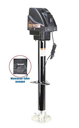LIBRA 3500lbs Electric Power A-Frame Tongue Jack for Trailer & Camper 26041