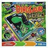 Holland Plastics Original Brand Dinosaurier Operation A Modern Twist auf der Klassische Spiel Operation Spaß for All The Family