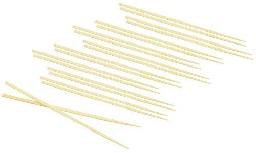 Fackelmann Palillos Chinos, Madera/bambú, Natural, 22,5 Cm