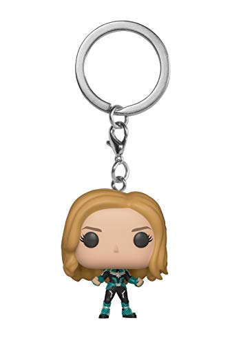 Pop! Captain Marvel - Keychain Vers (Special Edition)