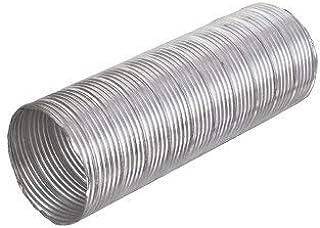 "Gulf o Flex Semi-Rigid Aluminium Flexible Duct - 10"""