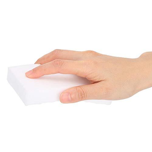 Hoseten Esponja de Borrador de usos múltiples, Borrador de Esponja mágica, Lavable para Lavabo de bañera