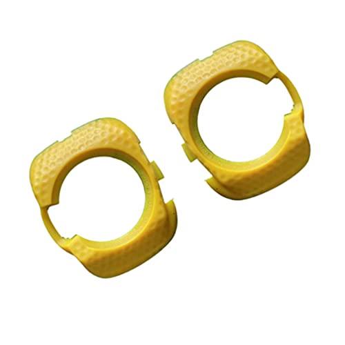 GARNECK 1 par de Tacos de Bicicleta Cubierta Protectora Fundas de Tacos de Bicicleta Protector de Clipless Zapato de Bicicleta Compatible con Speedplay ZERO AERO