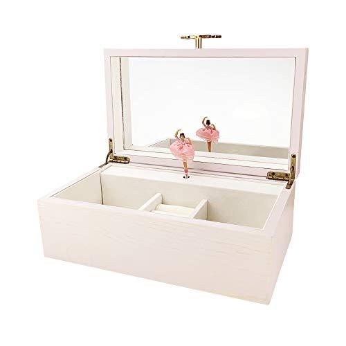 TIMLOG Girls Jewelry Box