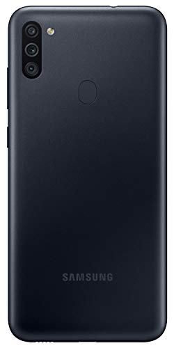 Samsung Galaxy M11 (Black, 3GB RAM, 32GB Storage) with No Cost EMI/Additional Exchange Offers