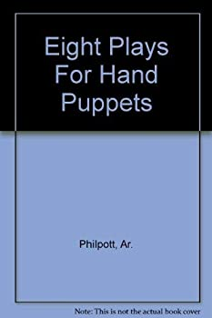 Hardcover Eight Plays for Hand Puppets Book