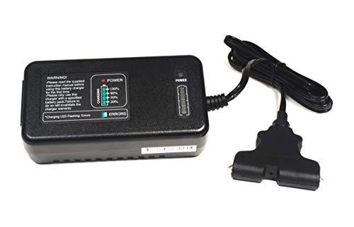 Elcon 12 V Blei-Säure, 4 Amp Intelligentes Hochfrequenz-Vollautomatisches Puls-Ladegerät – geeignet für PowaKaddy Golf Trolleys