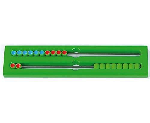 Betzold 78102 - Duplix 20-Rechengerät - Rechnen lernen, Zahlenraum bis 20, Mathematik, Grundschule