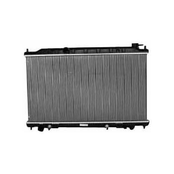 TYC 2414 Compatible with NISSAN Altima 1-Row Plastic Aluminum Replacement Radiator
