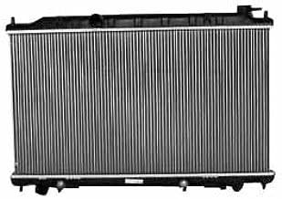 TYC 2414 Nissan Altima 1-Row Plastic Aluminum Replacement Radiator