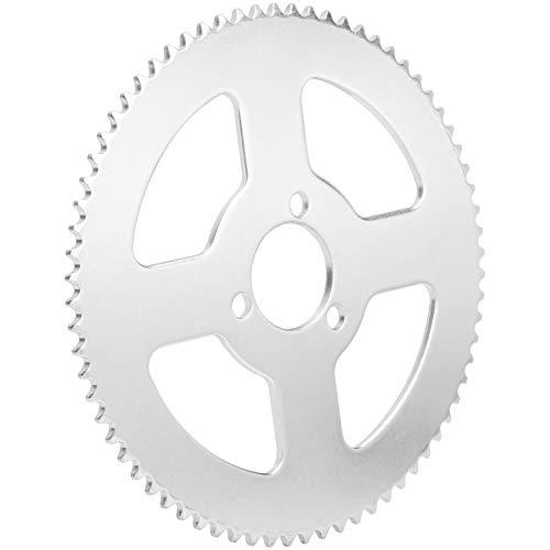 DAUERHAFT Hecksprocke Heckkettenrad Hochwertiger Stahl für Karts, Geländefahrzeuge, Motorräder