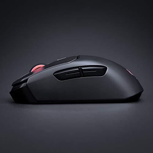 Roccat Kain 200 AIMO RGB Gaming Maus (16.000 Dpi Owl-Eye Sensor, Kabellos, Titan Click Technologie), schwarz - 2