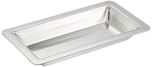 遠藤商事 マフィン型 シルバー (内寸)幅×奥行×深さ(mm):83×41×10 業務用 フィナンシェ WHI1301