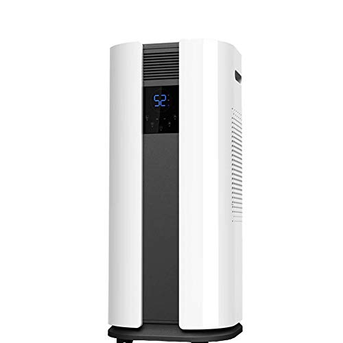 Why Choose Dehumidifier DR-Portable Mini, LED Touch Screen Operation High Dehumidification Quiet and...