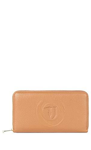 Portafoglio Trussardi Jeans faith zip around 75W00201 9Y099999 W110 sand