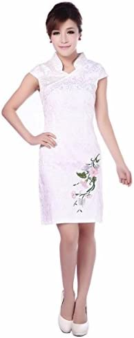 Chinese traditional dress qipao _image2