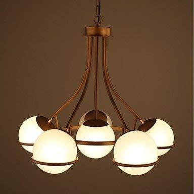 Moderne kroonluchters plafondlampen Hanger 40W Hanger Licht Traditionele Klassieke Schilderen Feature voor Mini Stijl Hout Bamboe Woonkamer Slaapkamer Eetkamer Studie 3C ce Fcc Rohs voor Woonkamer Slaapkamer