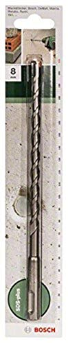 Bosch 2609255514 210mm SDS-Plus Hammer Drill Bit with Diameter 8mm