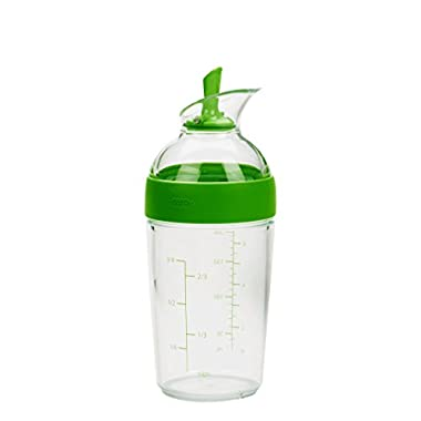 OXO Good Grips Little Salad Dressing Shaker, Green